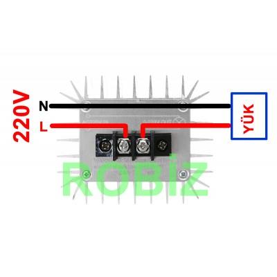 Dimmer AC 220V 5000W