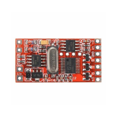 DMX512 Decoder Modül