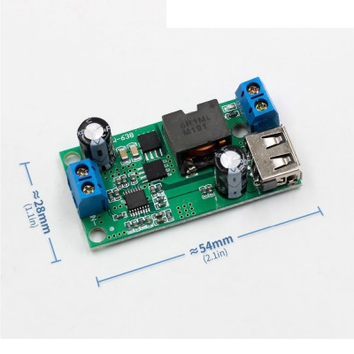 5V 5A Voltaj Düşürücü HW638