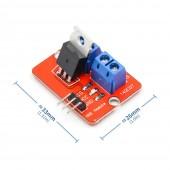 IRF520 MOSFET Sürücü Kartı