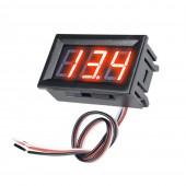 Voltmetre 0.56' 0-30V Kırmızı