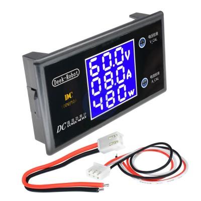 0-100V 10A Voltmetre Ampermetre Wattmetre