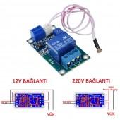 XH-M131Light Control Switch Photoresistor Relay Module