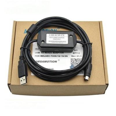 USB-SC09-FX PLC Programlama Kablosu
