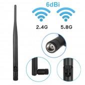 6dBi RP-SMA Dişi Anten