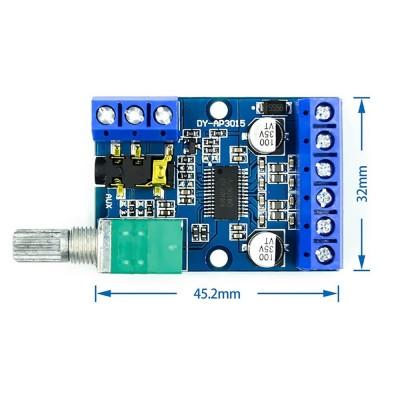 Stereo 2x30W Amfi Devresi DY-AP3015