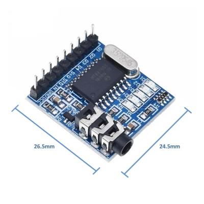 MT8870 DTMF Ses Çözme Modülü