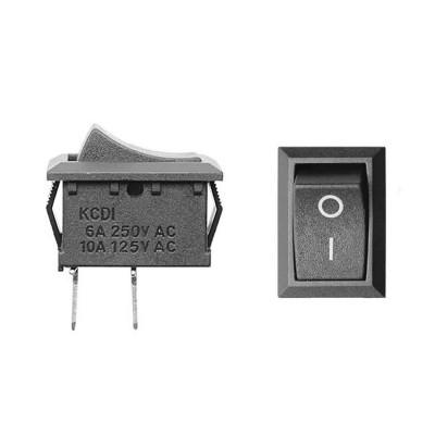 2 Pin Anahtar Kcd1