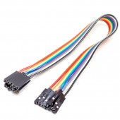 20cm 10 Pin Dişi Dişi Dupont Kablo