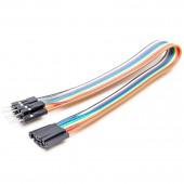 20cm 10 Pin Dişi Erkek Dupont Kablo