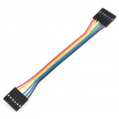 6 Pin Dişi Dişi Dupont Kablo