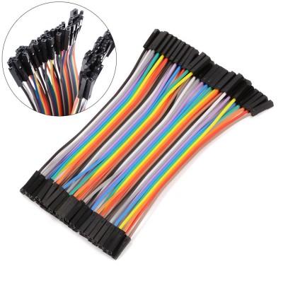 10cm 40 Pin Dişi Dişi Dupont Kablo