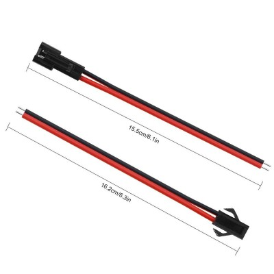 JST Kablo Çifti 15cm