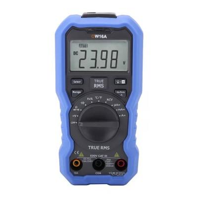 OW16A True RMS Multimetre
