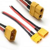 XT60 Kablo Çifti 10cm
