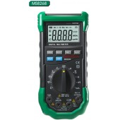 Ms8268 Mastech Dijital Multimetre