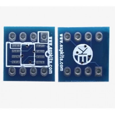 5X SO8DIP8 PCB