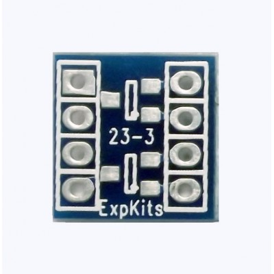 5X SOT23-3 PCB