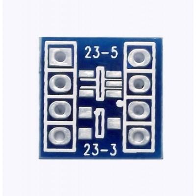 5X SOT23-5 PCB
